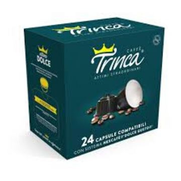 Picture of 288PCS TRINCA NESCAFE DOLCE GUSTO CAPSULES ( €0.19c EACH )