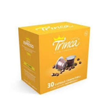 Picture of 30pcs TRINCA NESPRESSO COMPATIBLE COFFEE CAPSULES