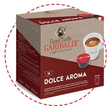 Picture of DOLCE GUSTO DOLCE AROMA X 16PCS